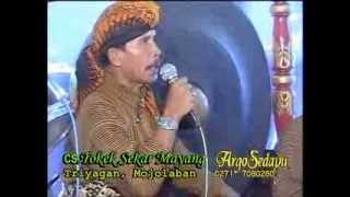 getlinkyoutube.com-Rondo Teles, Versi Keroncong Nyamleng Tenan