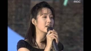getlinkyoutube.com-Choi Jin-sil - I don't know now, 최진실 - 지금은 알 수 없어, Saturday Night Music Show 19