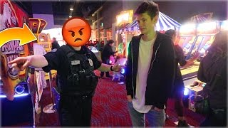 getlinkyoutube.com-POLICE KICKED ME OUT OF ARCADE FOR WINNING MEGA JACKPOTS!