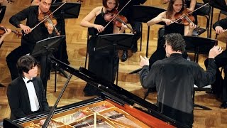 getlinkyoutube.com-Seong-Jin Cho - Mozart Piano Concerto No. 20 in D minor, K.466 (2011)