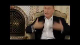 getlinkyoutube.com-Как Путин убрал дерзкую ухмылку у Обамы.  Рекомендовано всем