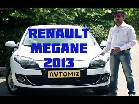 RENAULT MEGANE. AVTOMIZ 3 1080