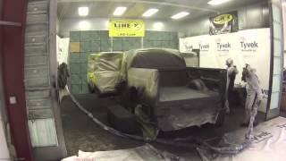 LINE-X Makes Woman's Dream Truck Come True
