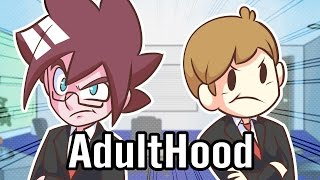 What I HATE About Being An Adult | Animation Feat. Grian