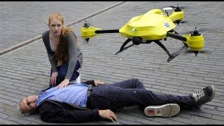 getlinkyoutube.com-TU Delft - Ambulance Drone