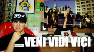 ZICO - VENI VIDI VICI (Feat. DJ Wegun) MV Reaction
