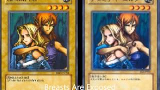 20 Yu-Gi-Oh Cards America Censored