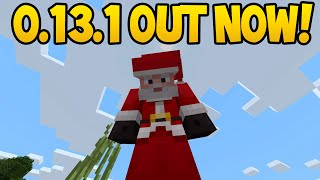 getlinkyoutube.com-Minecraft Pocket Edition - 0.13.1 OUT NOW! - Holiday Update! (iOS/Android)