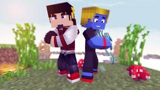 getlinkyoutube.com-Minecraft: Jogando em Dupla - SKY WARS EGGS ‹ AM3NlC ›