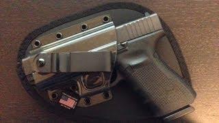 getlinkyoutube.com-Glock 19 Gen 4 Speed Cleaning, No Talking