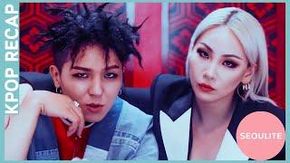 getlinkyoutube.com-MINO, BOBBY, Red Velvet, Ga In, Dok2, Crayon Pop | Kpop Recap, Hot New Kpop Songs