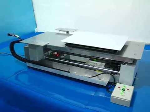 Complete Kit, Base Part, DIY Unit, DTG flat bed garment printer for Epson 1400, 2000, 2880