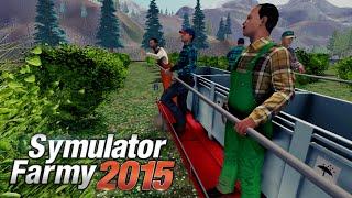 getlinkyoutube.com-Symulator Farmy 2015 - Zbieranie owoców