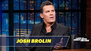Mark Ruffalo Convinced Josh Brolin to Play Thanos in Avengers: Infinity War