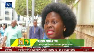 Uganda Pres., Museveni Defends New Social Media Tax |Network Africa|