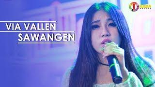 VIA VALLEN - SAWANGEN with ONE NADA (Official Music Video)