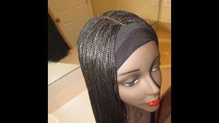 getlinkyoutube.com-DIY-Micro Braids Wig