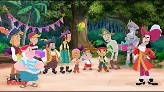 getlinkyoutube.com-Jake and the Never Land Pirates | Jake's Birthday | Disney Junior UK