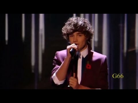 One Direction - Gotta Be You (Live on X Factor UK) 13th Nov 2011
