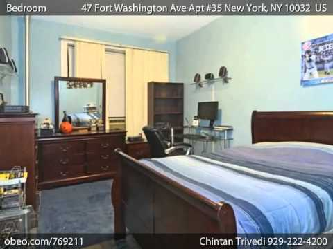 47 Fort Washington Ave Apt 35 New York NY 10032 - Chintan Trivedi - REMAX In The City