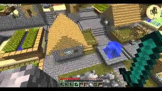 getlinkyoutube.com-[GOG]minecraft#32 หมู่บ้าน NPC