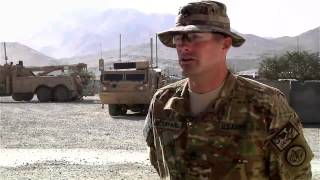 Foot Patrol in Wardak Province Leads to a Firefight