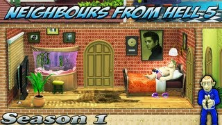 getlinkyoutube.com-Neighbours From Hell 5 - Season 1 [100% walkthrough]