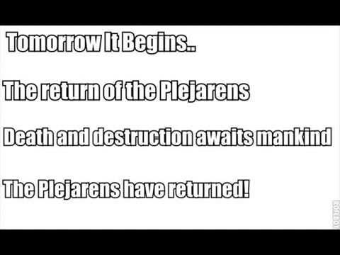 The Plejaren Return