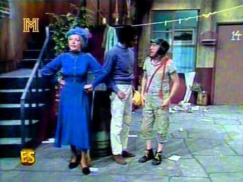Chaves - O Primo do Seu Madruga - Episódio Perdido - 1975