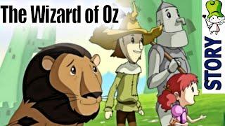 getlinkyoutube.com-The Wizard of Oz (The Wonderful Wizard of Oz) - Bedtime Story (BedtimeStory.TV)