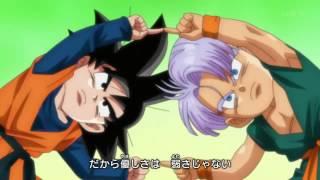 getlinkyoutube.com-Dragon Ball Kai - Buu Saga Opening English Dub (Dragon Soul) [HD]
