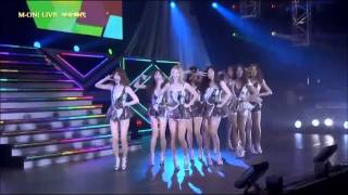getlinkyoutube.com-K POP 少女時代SNSD   Genie + Gee + My Oh My LIVE 20140406
