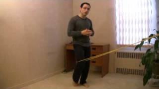 Martial Arts Hip Training