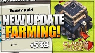 getlinkyoutube.com-CLASH OF CLANS | BEST TH9 MASTER LEAGUE FARMING BASE WITH REPLAYS