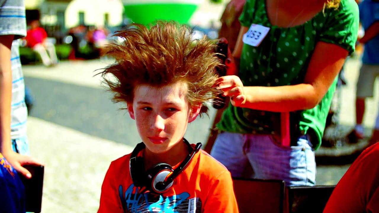 Reportaż z Open Hair Festival 2013
