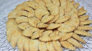getlinkyoutube.com-حلوة الهلال بالكاوكاو بمذاق لذيذ وبكمية كثيرة