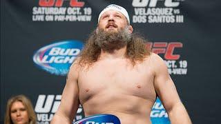 Pesajes de UFC Fight Night 52: Hunt vs. Nelson