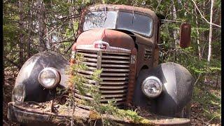 getlinkyoutube.com-Abandoned race track and race cars