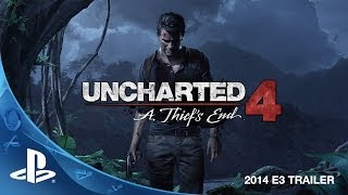 getlinkyoutube.com-Uncharted 4: A Thief's End E3 2014 Trailer (PS4)