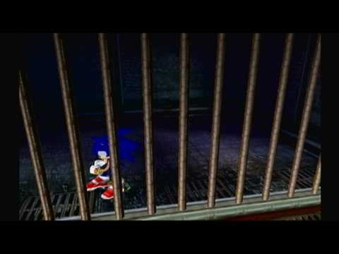 Sonic Adventure 2 Battle - [Hero Story] Cutscenes 1 HD