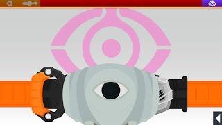 getlinkyoutube.com-[Flash]Ghost Driver Kamen Rider Dark Ghost&Zero Specter