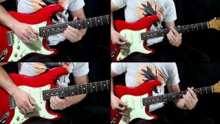 Naruto OST guitar cover - HISOU (Tragic)