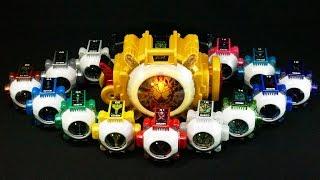 getlinkyoutube.com-仮面ライダーゴースト 変身ベルト DXアイコンドライバーG Kamen Rider Ghost Henshin Belt DX Eyecon Driver G