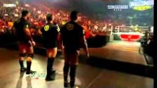 getlinkyoutube.com-Randy Orton Attacks Members Of The New Nexus