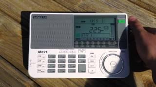 Tecsun PL-660 vs Sangean ATS-909X