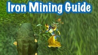 getlinkyoutube.com-Iron & Gold Ore Farm Guide (World of Warcraft)