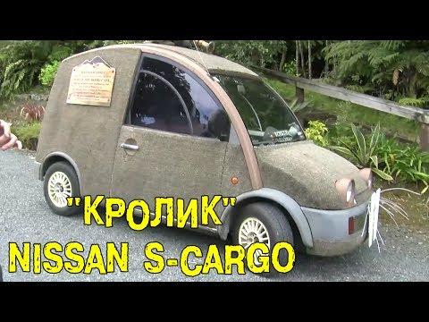 """БОНУС: """"Кролик"""" Nissan S-Cargo в Новой Зеландии (BMIRussian)"""