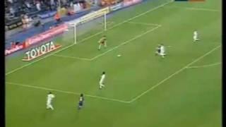 getlinkyoutube.com-Primer partido de Lionel Messi con barcelona