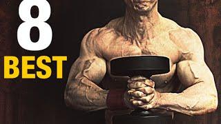 getlinkyoutube.com-8 Best Dumbbell Exercises Ever (HIT EVERY MUSCLE!)