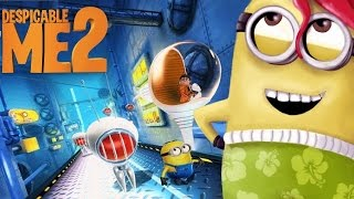 getlinkyoutube.com-Despicable Me 2: Minion Rush - Beat Vector 3 Times All Fruits Collected